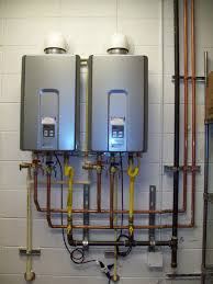 water heater instalation